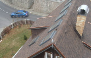 Rekonstrukce a opravy střech